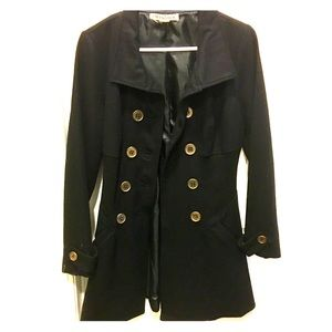Lovestich wool blend coat sz M
